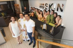 MySkin Clinic Soft Opening