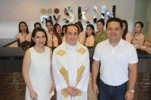 MySkin Clinic Blessing Ceremony